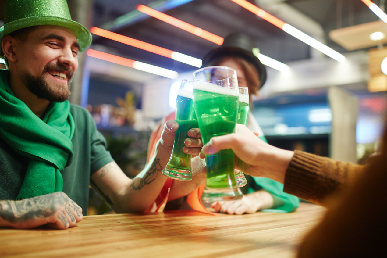 Photo for: How to Celebrate St. Patrick's Day in NYC in 2021