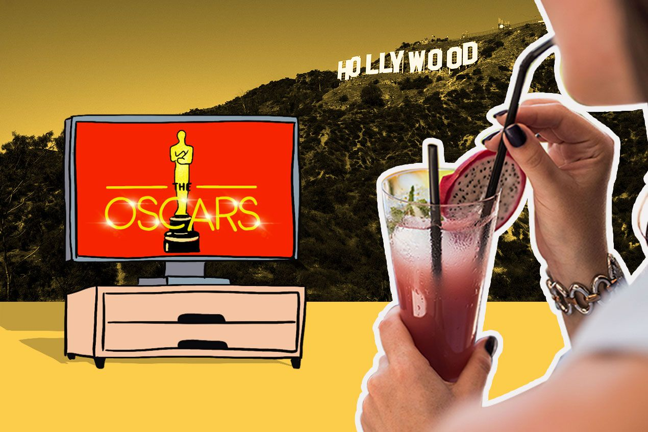 Photo for: Watch the Oscars with these cocktails