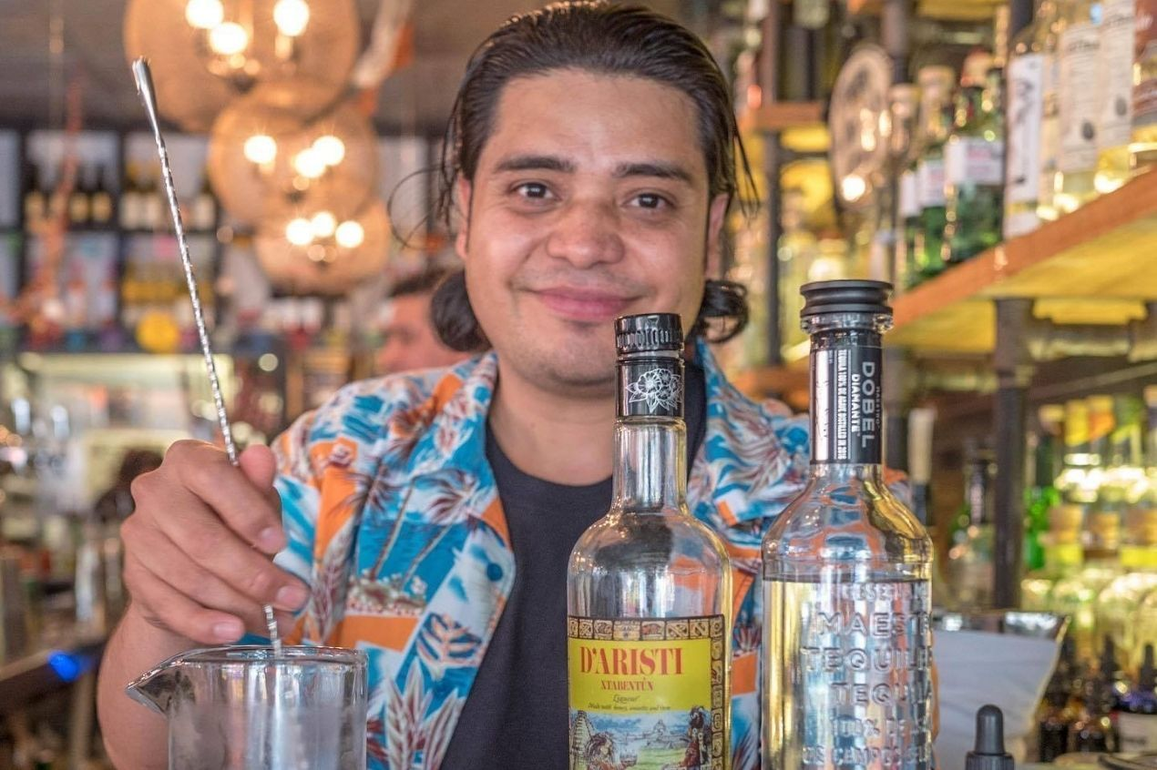 Photo for: A true Mexican Mixology Experience with Alex Valencia