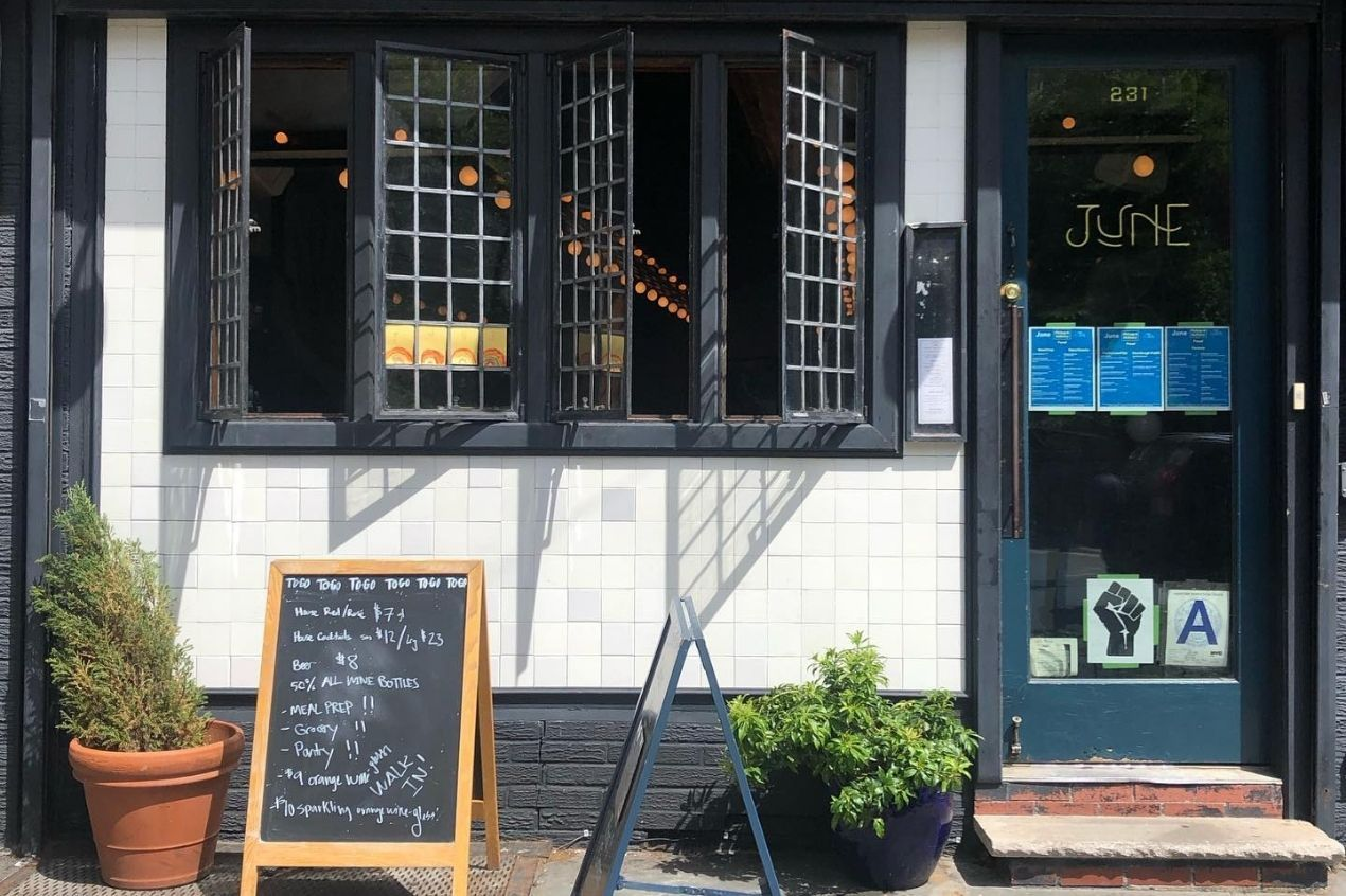 Photo for: Natural Wine Bars in NYC