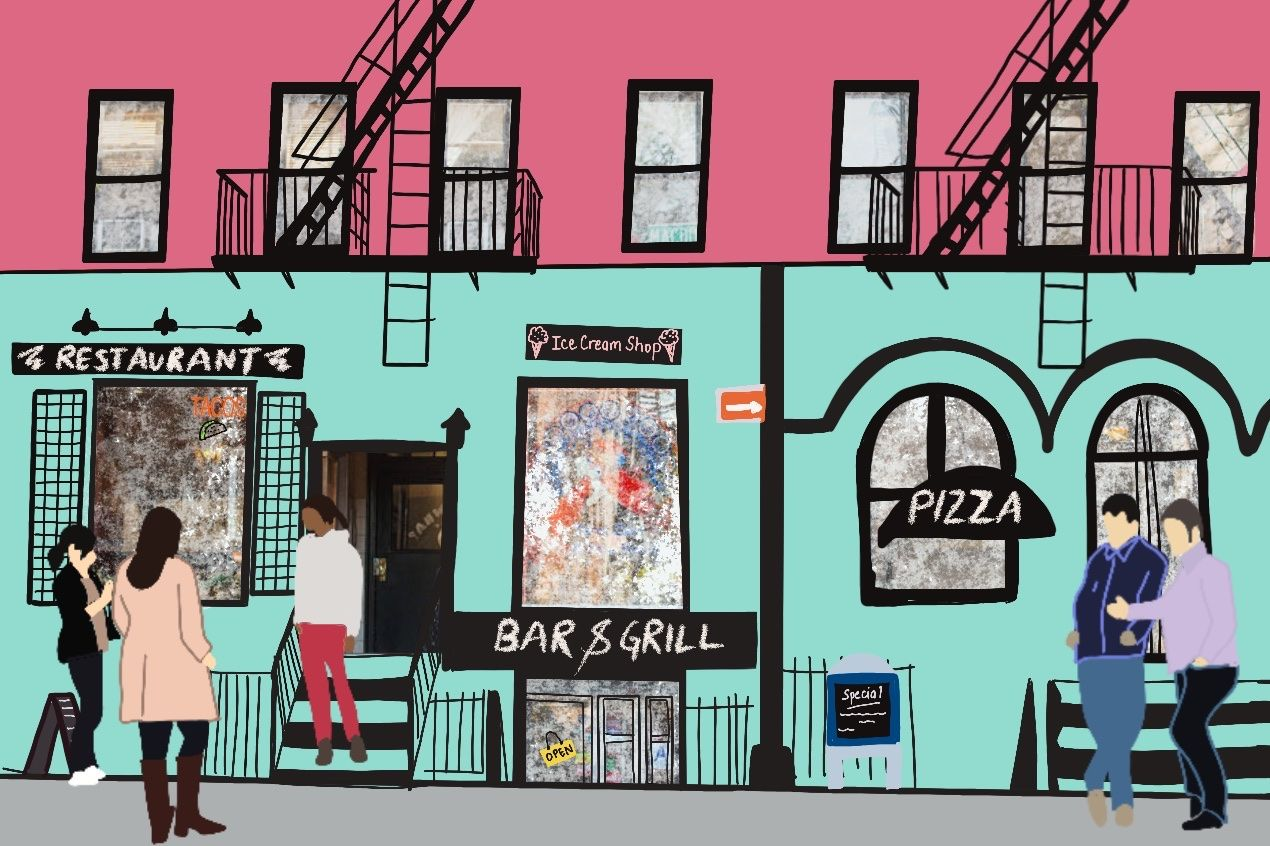 Photo for: Restaurants in New York City worth waiting in line for