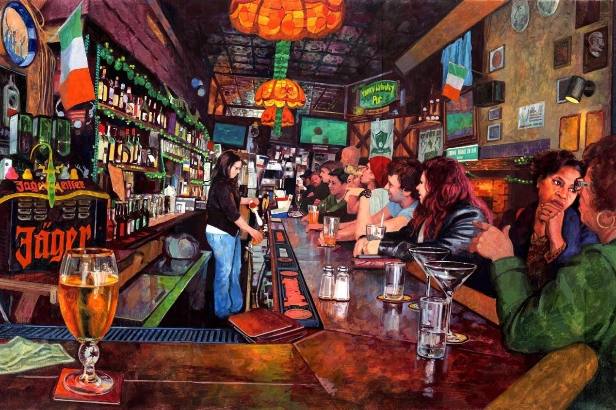 Photo for: Plunging into New York's finest Dive Bars