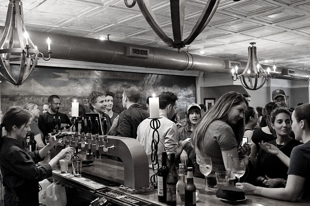Photo for: NYC's old bars in a new light
