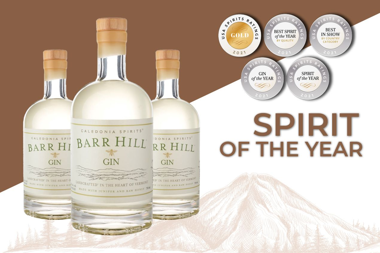 Photo for: Barr Hill Gin Defends its Spirit of the Year Crown