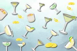 Photo for: 7 Gimlet recipes for your next gin fest