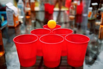 Photo for: Playing for Gold at the Olympics Drinking Games