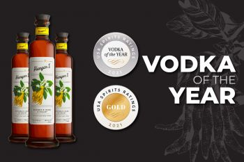 Photo for: Buddha's Hand Citron Crowned Vodka of the Year