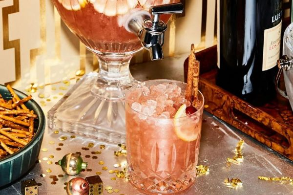 Photo for: 7 Sherry cocktails for a Merry time