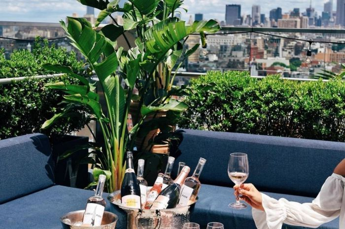 Photo for: Best rooftops bars to check out in 2021 in NYC