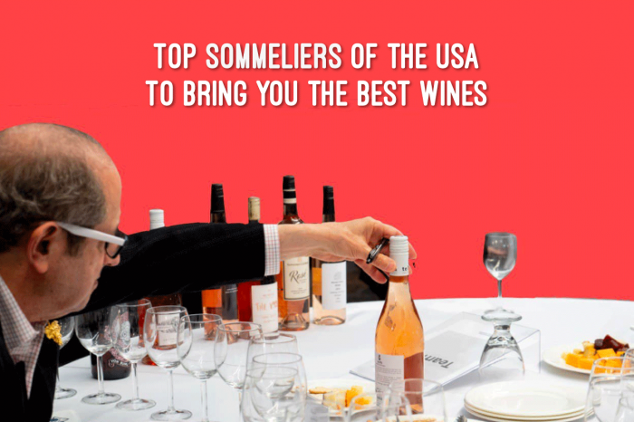 Photo for: The masters will announce the top wines of 2021
