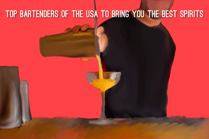 Photo for: The best Spirits of 2021 from top-notch US bartenders