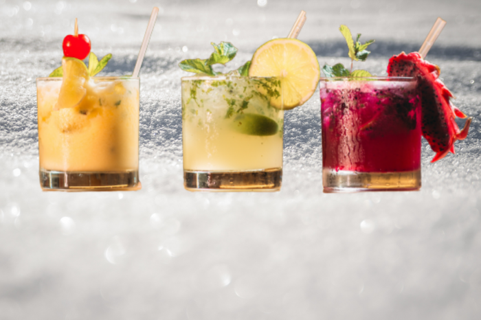 Photo for: Trend Alert: Snow Cocktails