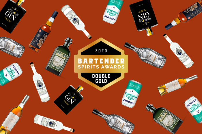 Photo for: Most sought after spirits of 2020