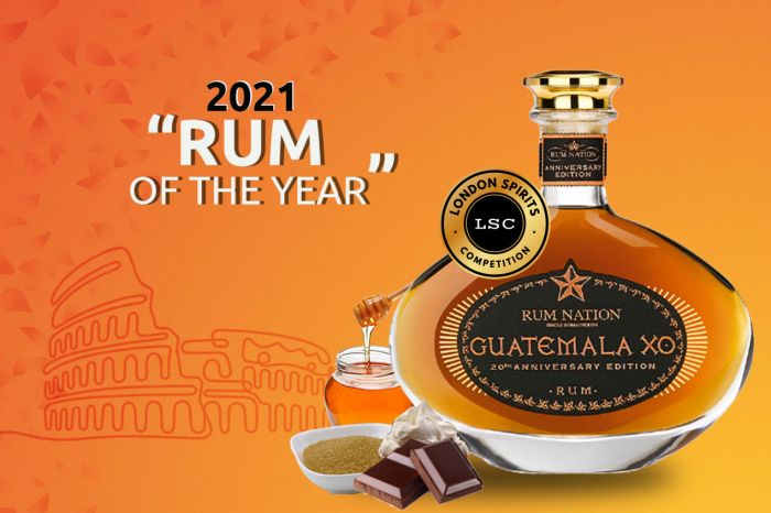 Photo for: Rum Nation is 2021's Rum of the Year