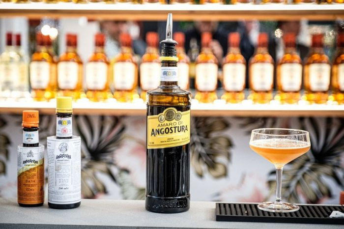 Photo for: Amaro di Angostura awarded Liqueur of the year