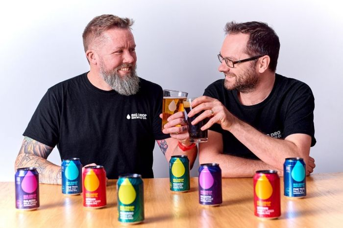 Photo for: Big Drop Expands Distribution with Craft Collective