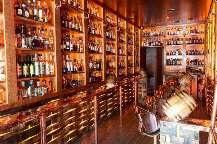 Photo for: Exploring the best whiskey bars of New York