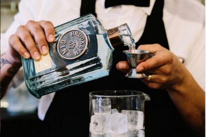 Photo for: Brooklyn Gin's exclusive Brooklyn Martinez