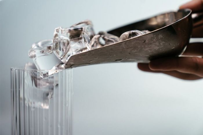 Photo for: Pick the right type of ice for your at-home bar sessions
