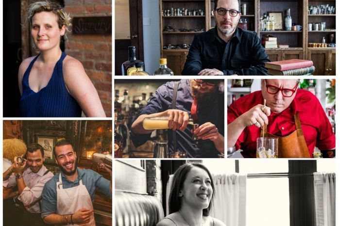 Photo for: Leading Bartenders of New York City